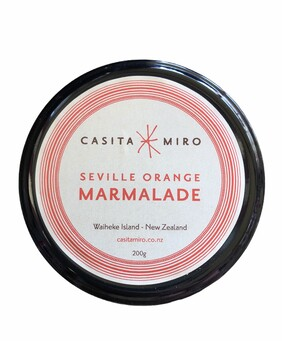 Seville Orange Marmalade 200g